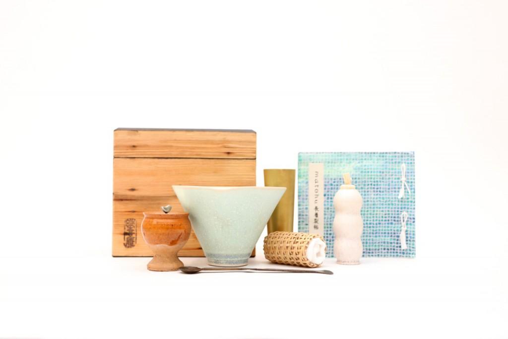 matohu  水の茶箱
